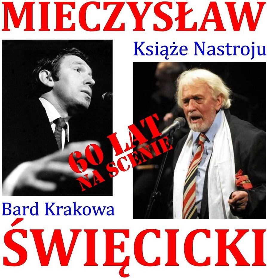 Mieczysław Święcicki - 60 lat na scenie