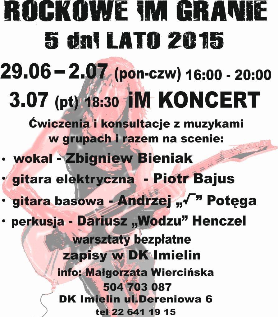 Warsztaty LATO 2015