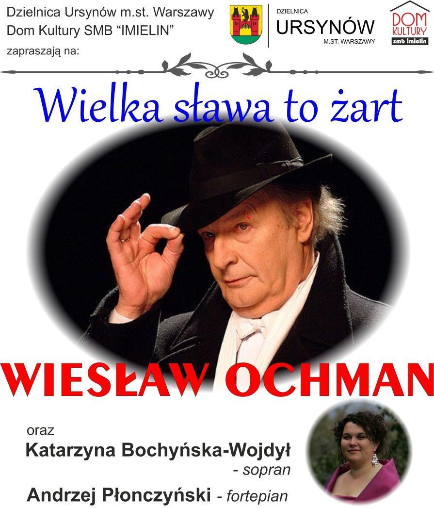 PLAKAT OCHMAN