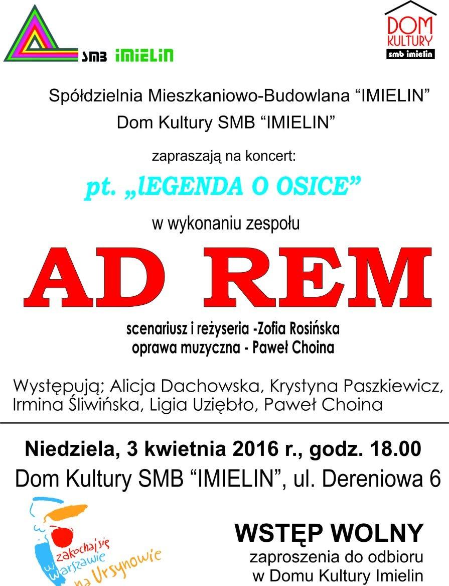 AD REM 3.04.2016